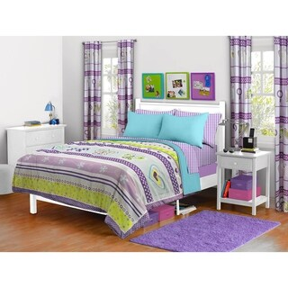 Lavender Butterfly Comforter