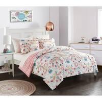 Llama Comforter Set