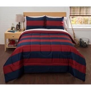 Rugby Comforter Set