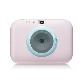 LG Pocket Photo Snap Digital Camera-Blue