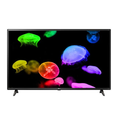 LG 43 in. 4K HDR Smart LED UHD TV W/ WIFI