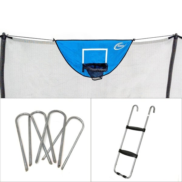Shop Skywalker Trampolines Accessory Kit With Basketball