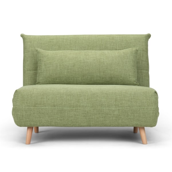 Superb Shop Wyndenhall Gallo Contemporary 42 Inch Wide Sofa Bed Pdpeps Interior Chair Design Pdpepsorg