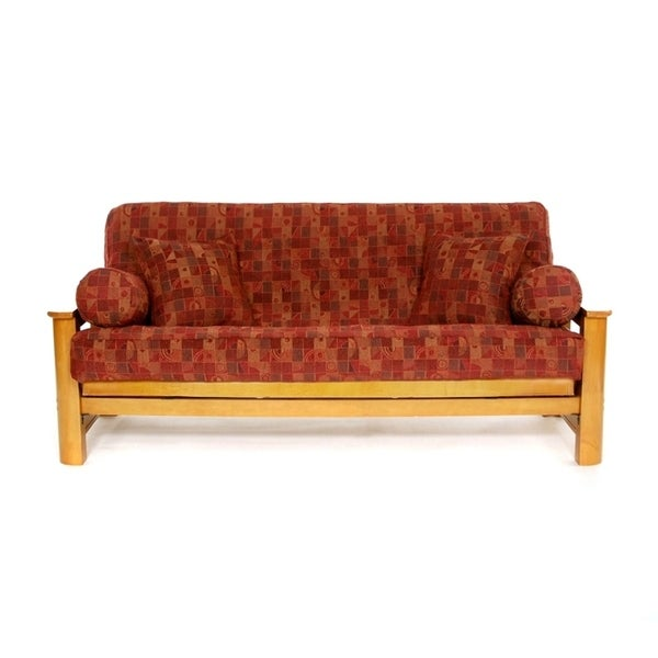 Lifestyle Covers Cosmo Modern Full Size Futon Cover