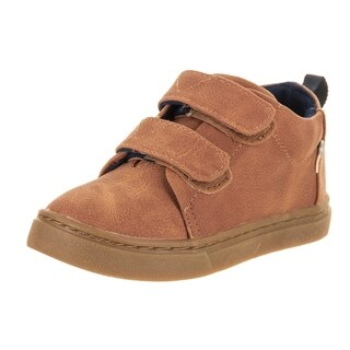 Toms Tiny Toddlers Lenny Mid Casual Shoe