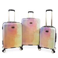 Bebe Emma 3-pc Hardside Spinner Luggage Set