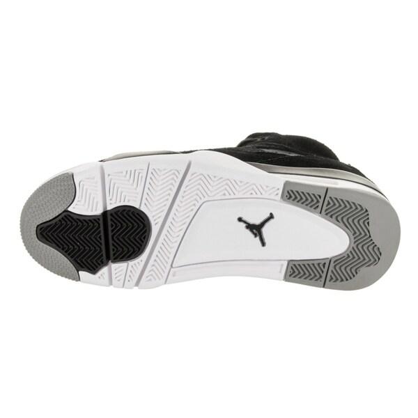 New Men/'s Air Jordan Son Of Low Shoes 580603-001 Black////White-Particle Grey