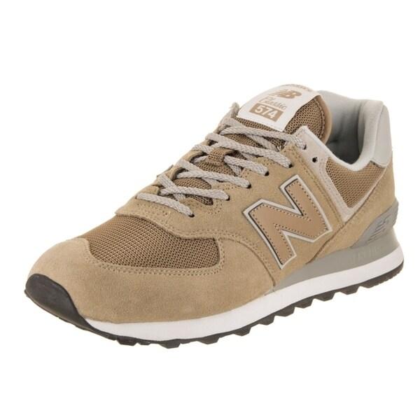 f4f0f404cd81 Shop New Balance Men s 574 Classics Running Shoe - Free Shipping ...