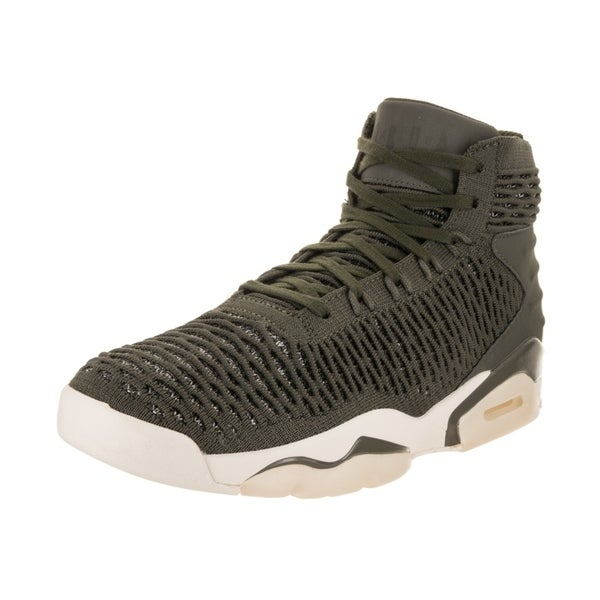 88130e07dac8 Shop Nike Jordan Men s Jordan Flyknit Elevation 23 Basketball Shoe ...