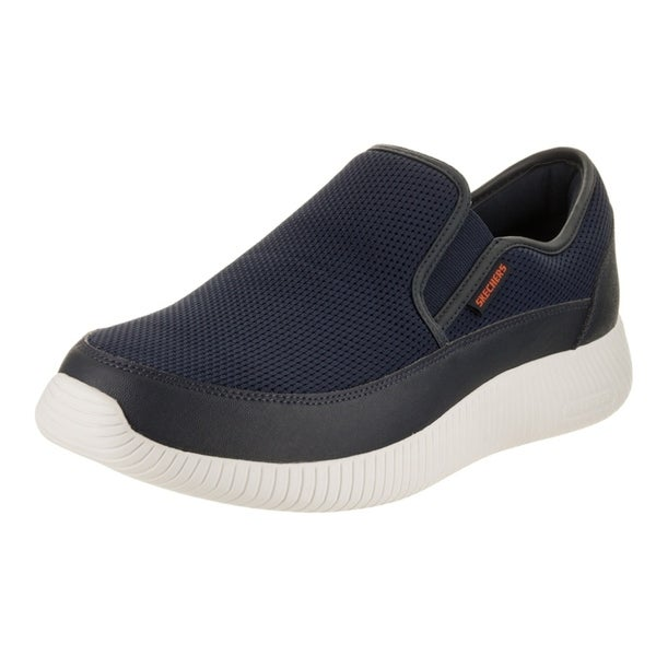 1286a456f7692 Shop Skechers Men's Depth Charge - Flish - Wide Slip-On Shoe - Free ...
