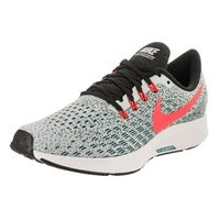 ccb2055ba6f2 Shop Nike Women s Air Zoom Pegasus 34 Atmosphere Grey Racer Pink ...