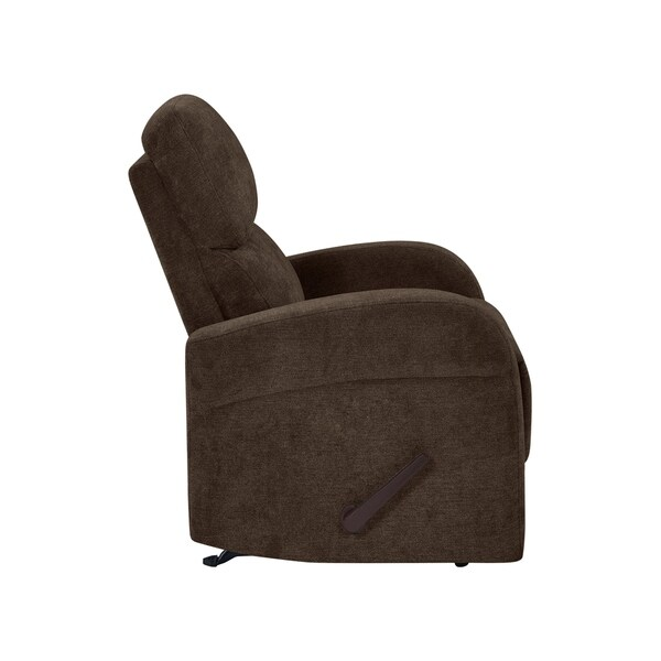 Shop Handmade ProLounger Chenille Recliner Chair On Sale