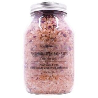 Provence Beauty 32-ounce Pink Himalayan Bath Salts