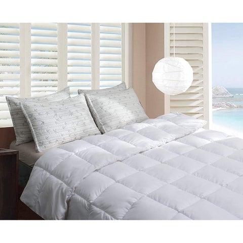 Elegant Comfort Luxury Shredded Memory Foam Bamboo Pillow