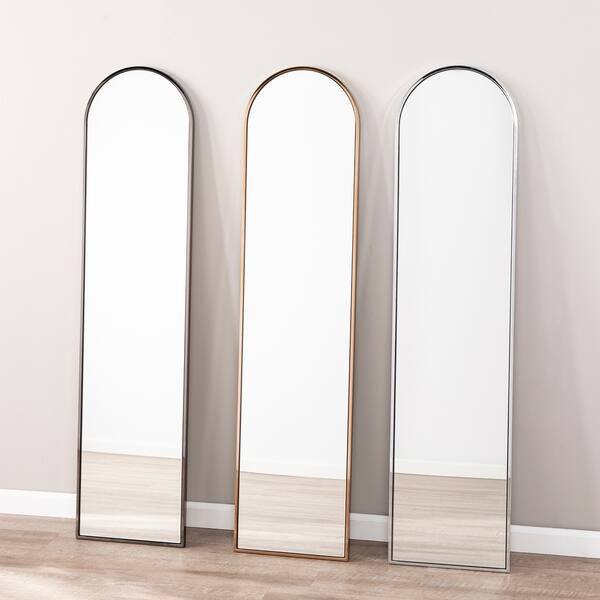 Decorative Full Length Mirror.Shop Silver Orchid Rosing Decorative Full Length Mirror On