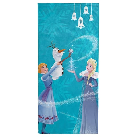 Disney Frozen Bells Beach Towel