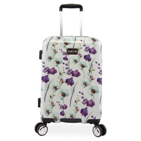 Bebe Alexandra 21-inch Hardside Spinner Suitcase