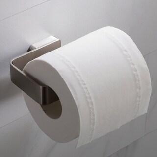KRAUS Stelios KEA-19929 Bathroom Toilet Paper Holder in Chrome, Brushed Nickel, Matte Black Finish
