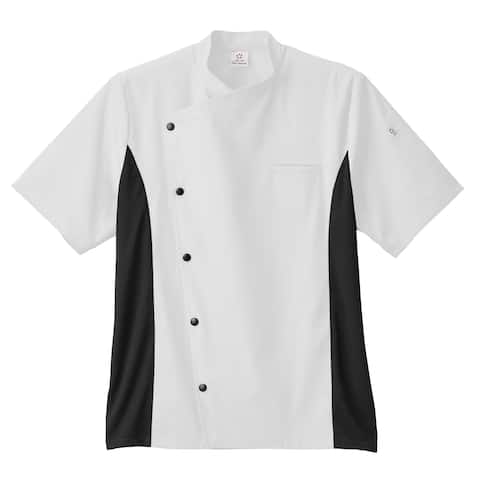 5 Star Unisex Moisture Wicking Chef Coat