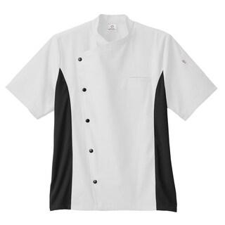 5 Star Unisex Moisture Wicking Chef Coat