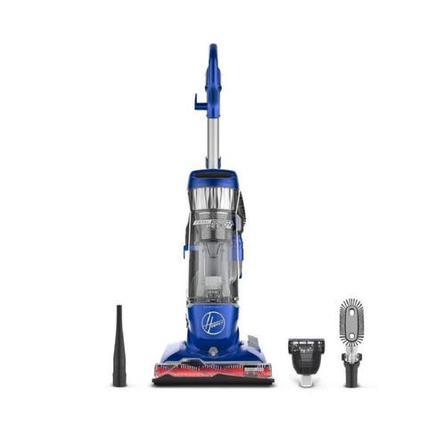 Hoover UH74100 Total Home Pet Upright Vacuum - Blue
