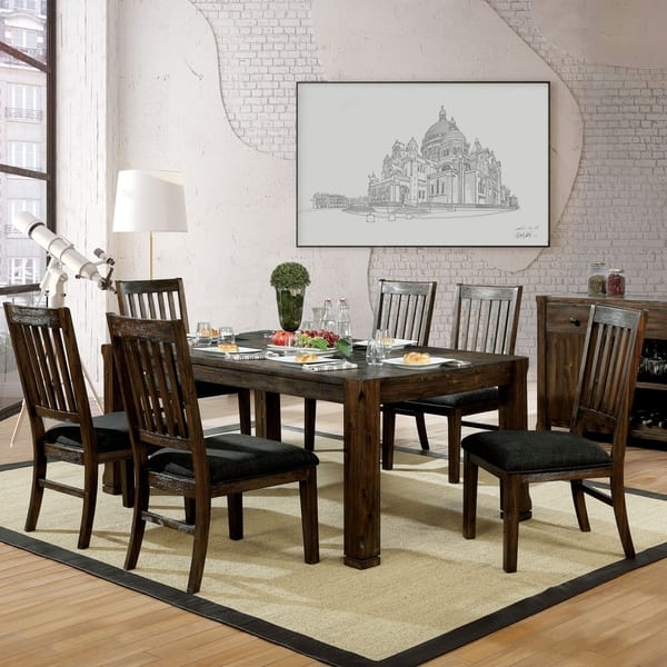 Copper Grove Alfatar Rustic Dining Chairs Set Of 2 Overstock 24267559