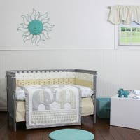 Elephant Parade 4 Piece Nursery Set