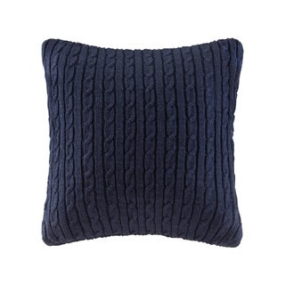 Woolrich Buckley Cable Knit Euro Sham