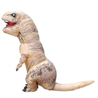 Lovely Inflatable Animal Dinosaur Costumes Funny Halloween Children's Cosplay