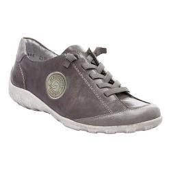 Women's Remonte Liv 45 Sneaker Ice/Basalt Leather