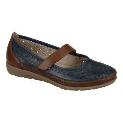 Women's Remonte Malea 06 Mary Jane Muskat/Mare/Royal/Muskat Leather (More options available)