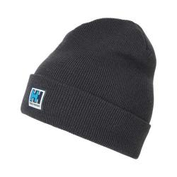 Helly Hansen Urban Cuff Beanie Graphite Blue