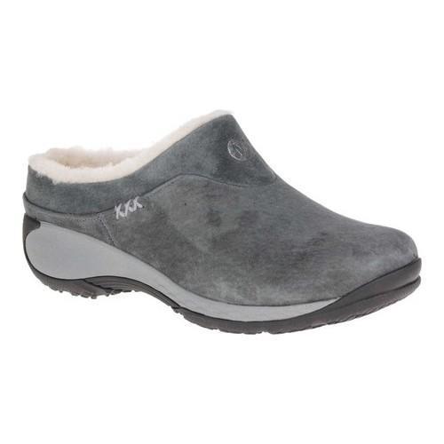 d3d60b8294c Shop Women s Merrell Encore Q2 Ice Slip On Sneaker Falcon Suede ...