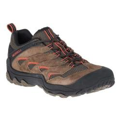 Men's Merrell Chameleon 7 Limit Hiking Shoe Merrell Stone Suede/Mesh
