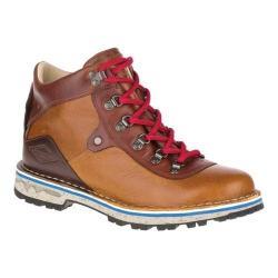 Women's Merrell Sugarbush Waterproof Boot Beeswax Full Grain Leather