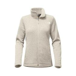 Women's The North Face Crescent Full Zip Wild Oat Heather