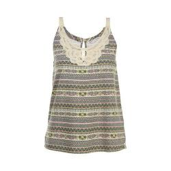 Women's Woolrich Eco Rich Bell Canyon Printed Tank Balsam Multi