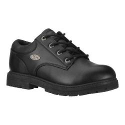 Men's Lugz Warrant LO SR Boot Black Perma Hide