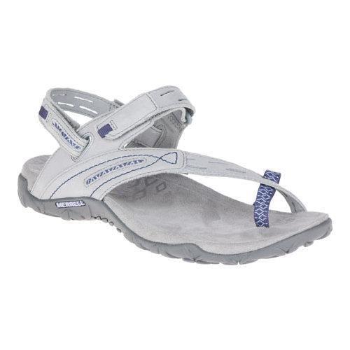 b37902fa3 Shop Women s Merrell Terran Convertible II Sandal Sleet - Free Shipping  Today - Overstock - 20647224