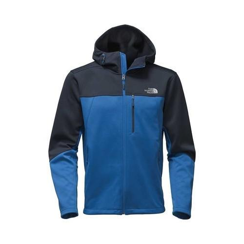 7e4dc2393c03 Shop Men s The North Face Apex Canyonwall Hybrid Hoodie Turkish Sea Urban  Navy - Free Shipping Today - Overstock - 20647276