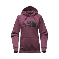 Women's The North Face Avalon Pullover Hoodie Crushed Violets Heather/Weathered Black