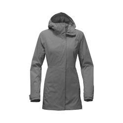 06dda78fd9 Shop Women s The North Face City Midi Trench Coat TNF Black - Free ...