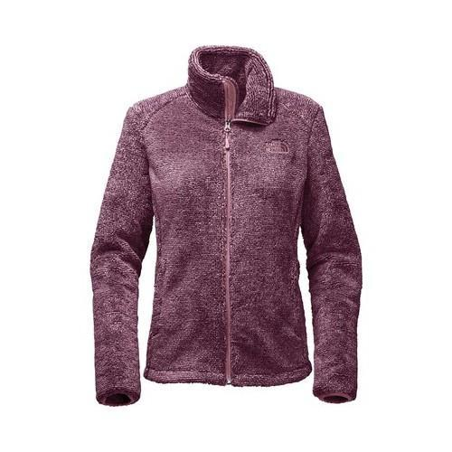1672ee871e83 Shop Women s The North Face Osito 2 Jacket Crushed Violets Foxglove  Lavender Stripe - Free Shipping Today - Overstock - 20647338