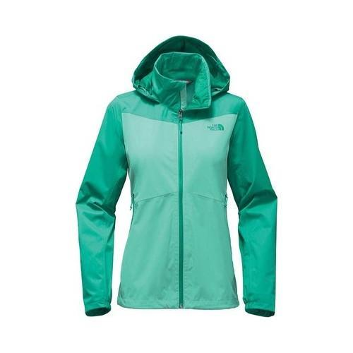 a8ca7e1c881d2 Shop Women s The North Face Resolve Plus Jacket Pool Green Porcelain Green  - Free Shipping Today - Overstock - 20647362