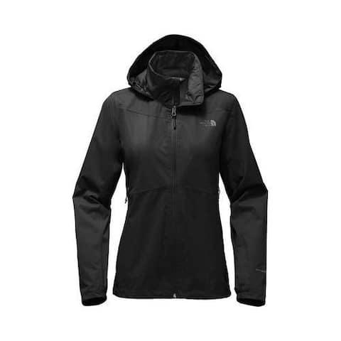 Women's The North Face Resolve Plus Jacket TNF Black/TNF Black