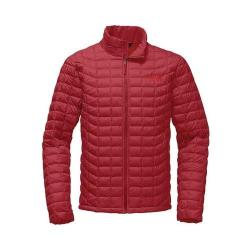 Men's The North Face ThermoBall Jacket Rage Red Matte
