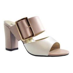 Women's Beacon Shoes Milla Slide Sandal Blush Polyurethane