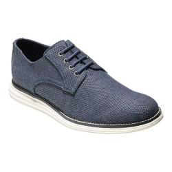 Men's Cole Haan Original Grand Plain Toe Oxford Marine Blue Canvas/Shadow/Ivory (5 options available)
