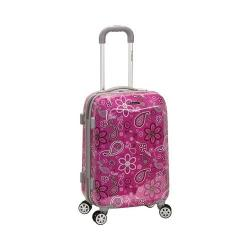 Rockland 20in Polycarbonate Carry On Bandana