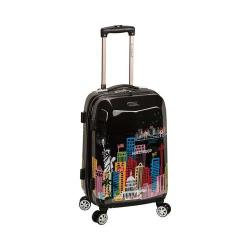 Rockland 20in Polycarbonate Carry On F206in America